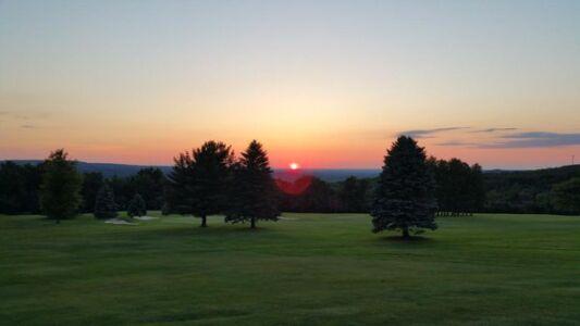 Number Nine Sunset